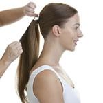 Flip-In Hair Ponytail Flip-In Hair