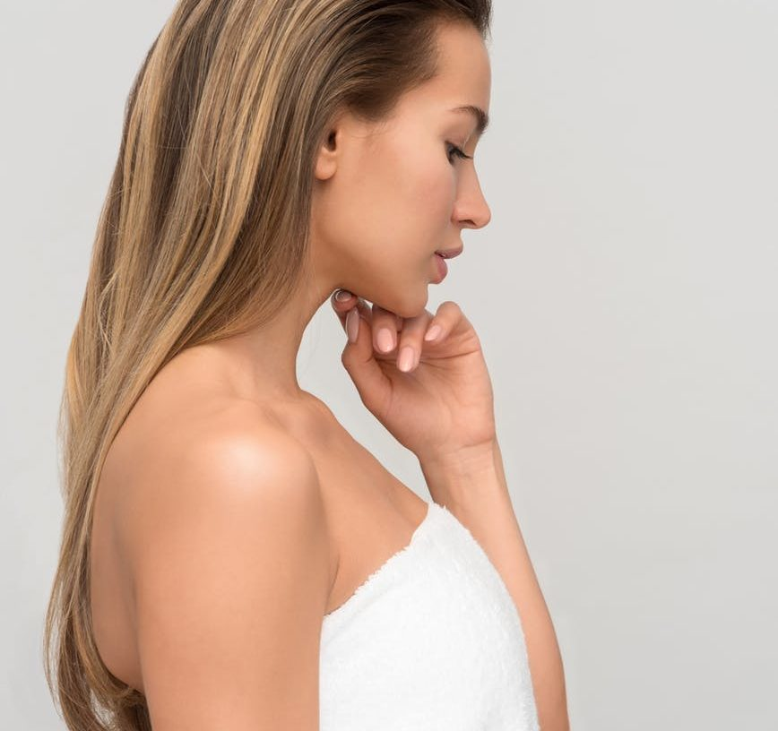 Flip-In Hair Extensions