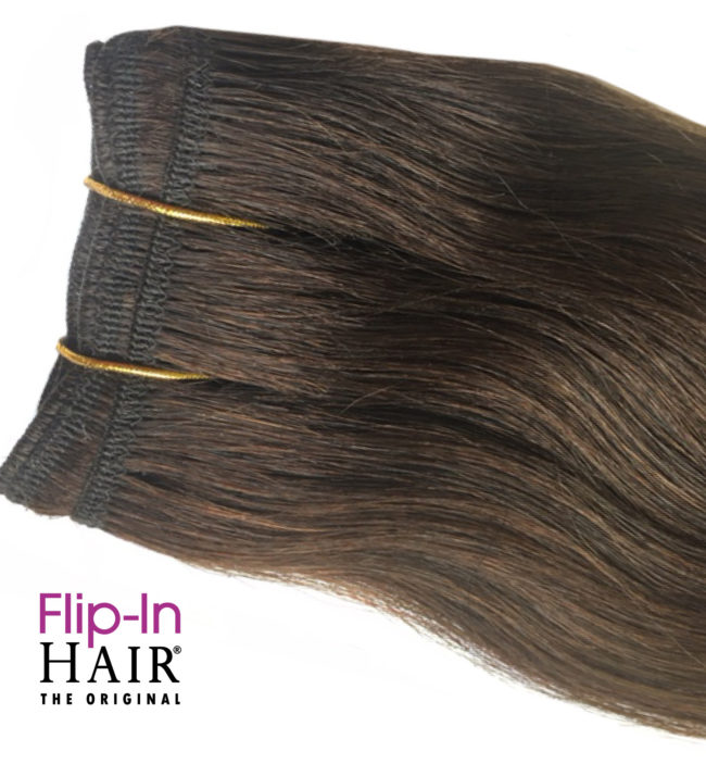 Extra Weft Flip-In Hair