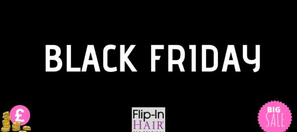 Black Friday Offers November 29th Flip-In Hair