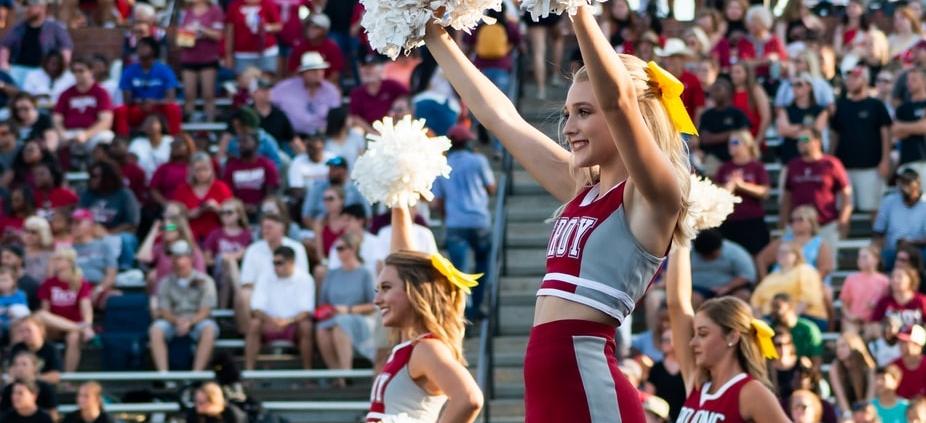 extensions for cheerleaders