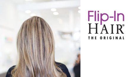 Home Flip-In Hair