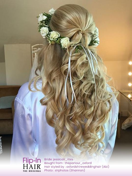 Gallery Flip-In Hair