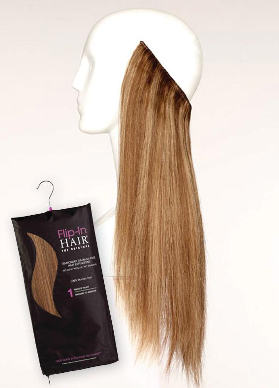 Home store Flip-In Hair
